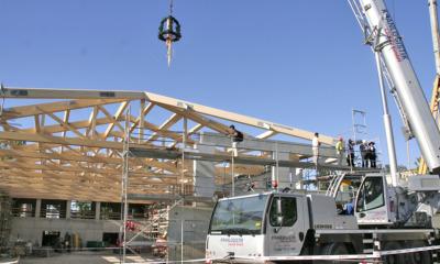 Denkmalschutz und Neubau im Einklang
