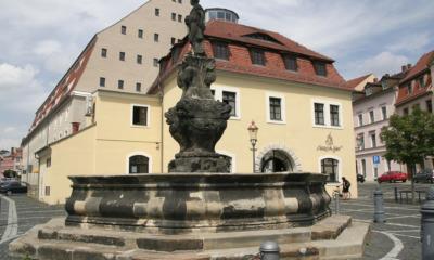Zittauer Brunnen sprudeln wieder