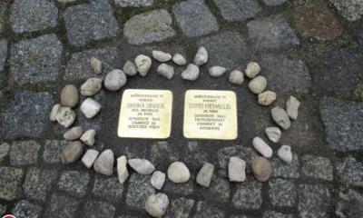 Stolpersteine zur Erinnerung