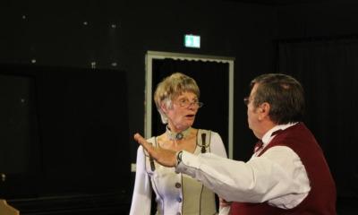 Der Theaterseniorenclub präsentiert Kriminalkomödie