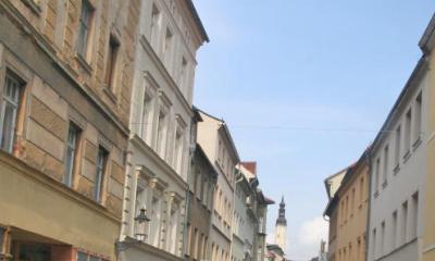 Die Stadt Zittau will wieder ab in die Mitte