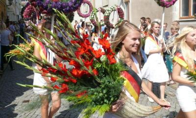 Kamenzer Forstfest zählt zum Kulturerbe
