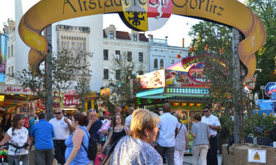 Zehntausende beim Görlitzer Altstadtfest