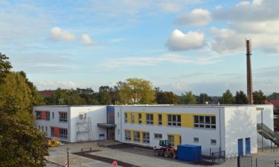 Weinhübeler Schüler lernen jetzt in einer neuen Grundschule