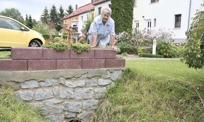 Stadt sagt zu: Graben ist bald wieder frei