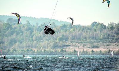 Web-Petition gegen das Kitesurf-Verbot