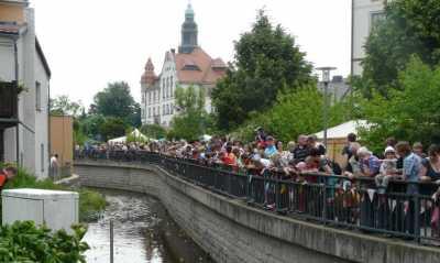 Großes Stadtfest in Großröhrsdorf