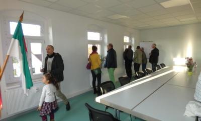 Gemeindezentrum in der Crostwitzer Schule