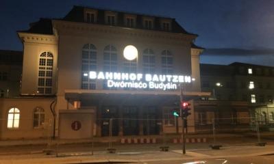 Endspurt im Bautzener Bahnhofsgebäude