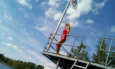 Not am Mann am Badesee: Neue Rettungsschwimmer gesucht