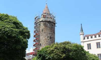 Steuerzahler machen Wendischen Turm wieder sicherer
