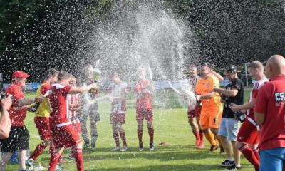 Doublesieger FC Stahl will auch in See kicken