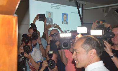 Octavian Ursu wird neuer Görlitzer Oberbürgermeister