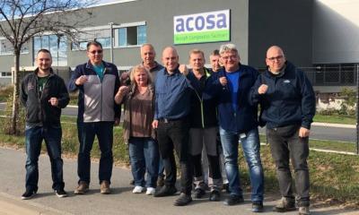 Ziel: Tarifvertrag für Acosa und CCI-A