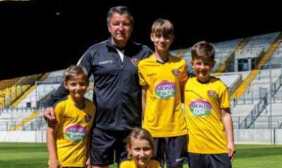 Dynamo-Fußballcamp in Bretnig