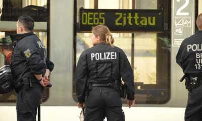 Ein Protokoll dreier Tage mit der Bundespolizei