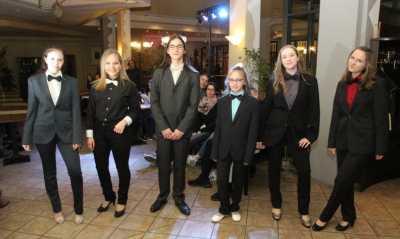 Junge Görlitzer präsentieren Festmode
