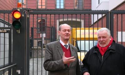 """Görlitzer Justizvollzug """"auf Kante genäht"""""""