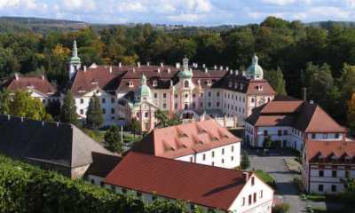 Kloster St. Marienthal in Ostritz öffnet seine Türen