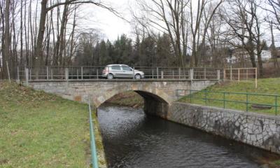 Brückenabriss kappt Verbindung