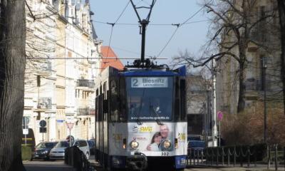 Linie 2 fährt nur bis Südausgang
