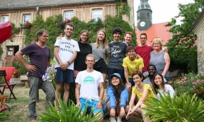 Das Landkino schweißt  13 Fremde zusammen