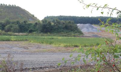 Bußgeldbescheid für Tagebaufirma