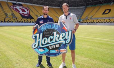 Ein Fest des Eishockeys mit den Lausitzer Füchsen