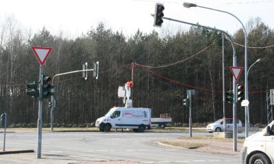 Ab Montag kein Durchkommen in Richtung Jänkendorf