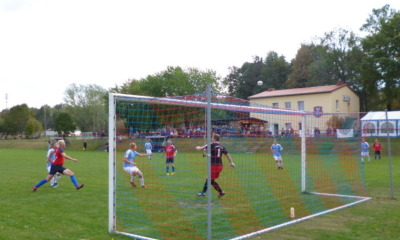 Kreispokalfinale am 11. in Wiesa