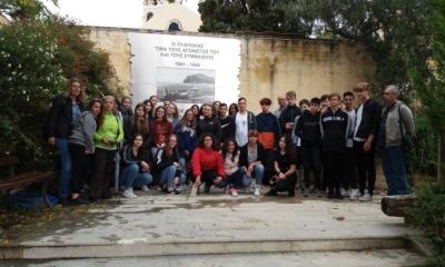 """Erinnerung an """"Merkur"""" auf Kreta"""