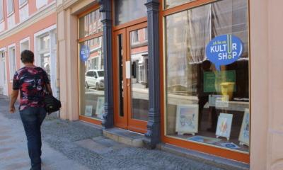Mit Kunst gegen den Ladenleerstand in Bautzens Altstadt