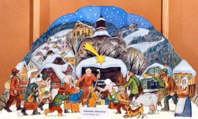 Weihnachten im Pilgerhäusl