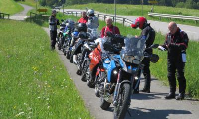 MC Görlitz lädt zur nächsten Motorradausfahrt ein