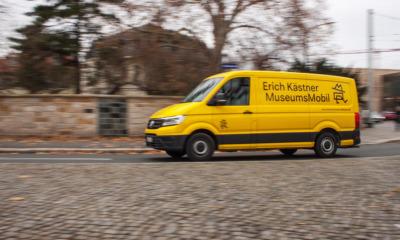 Mit und über Erich Kästner