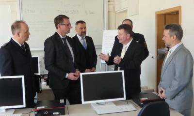 Polizeischule: Baustart im Frühjahr 2019