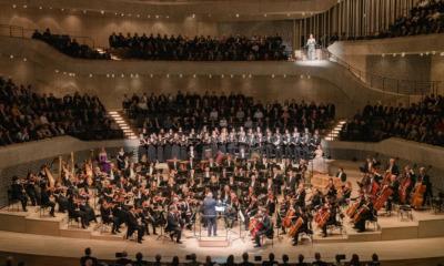 Görlitzer bringen Beethoven an den Persischen Golf