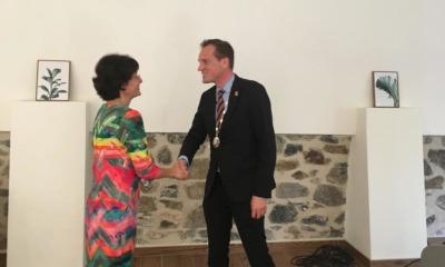 Martin Vits neuer Rotary-Präsident