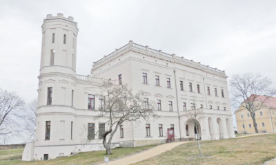 Ringen um die Zukunft von Schloss Krobnitz
