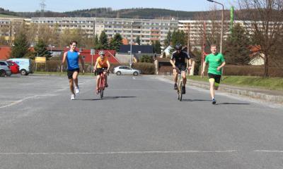 Wilthens Schüler im Triathlonfieber