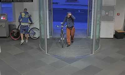 Kamera filmt Tatverdächtige - wer kann Angaben machen?
