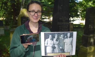 Anne Frank ist auch mit Görlitz verbunden!