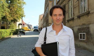 Tom Schilling erobert Kleinwelka