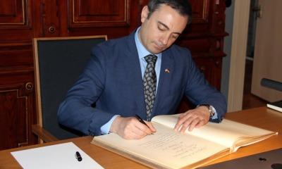 US-Generalkonsul zu Gast in Bautzen
