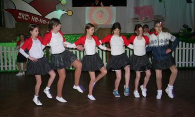 Neuer Tanzlehrer für die Zittauer Funken