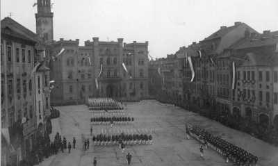 Königsparade ging in die Stadtgeschichte ein