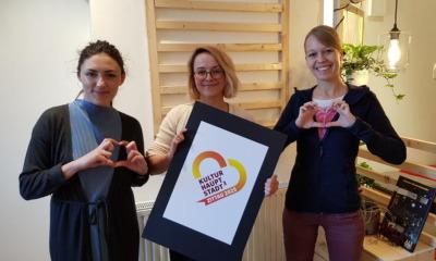 Die Stadt Zittau zeigt Herz