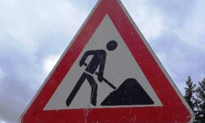 Straßen erhalten neuen Asphalt