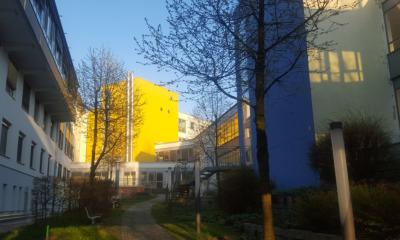 Besucherstopp in Krankenhäusern des Gesundheitszentrums!