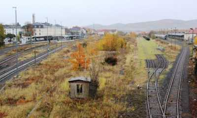 Bautzens Chance ruht im Güterbahnhof
